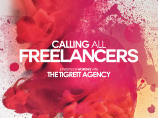 Calling all Freelancers!  Work With The Tigrett Agency