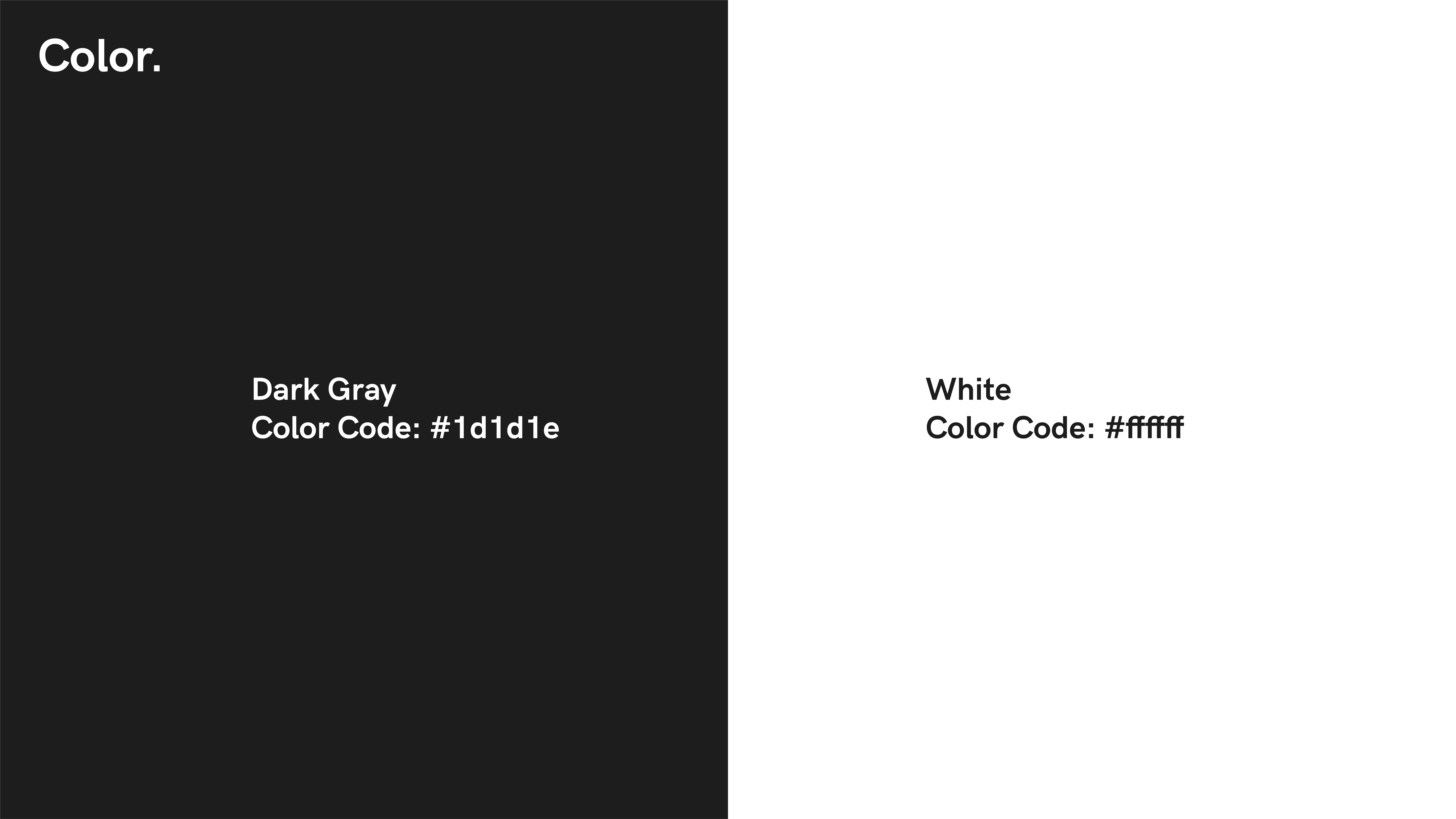 Andrew Foord Photography Branding Color Palette