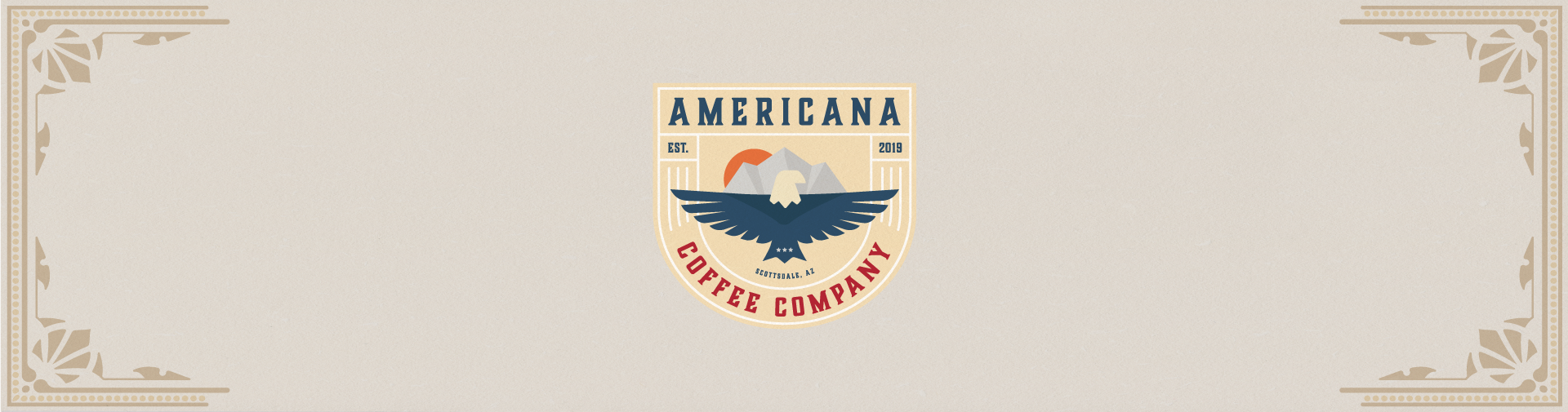 Coffee Brand and Logo Design and Branding Liberty Brew