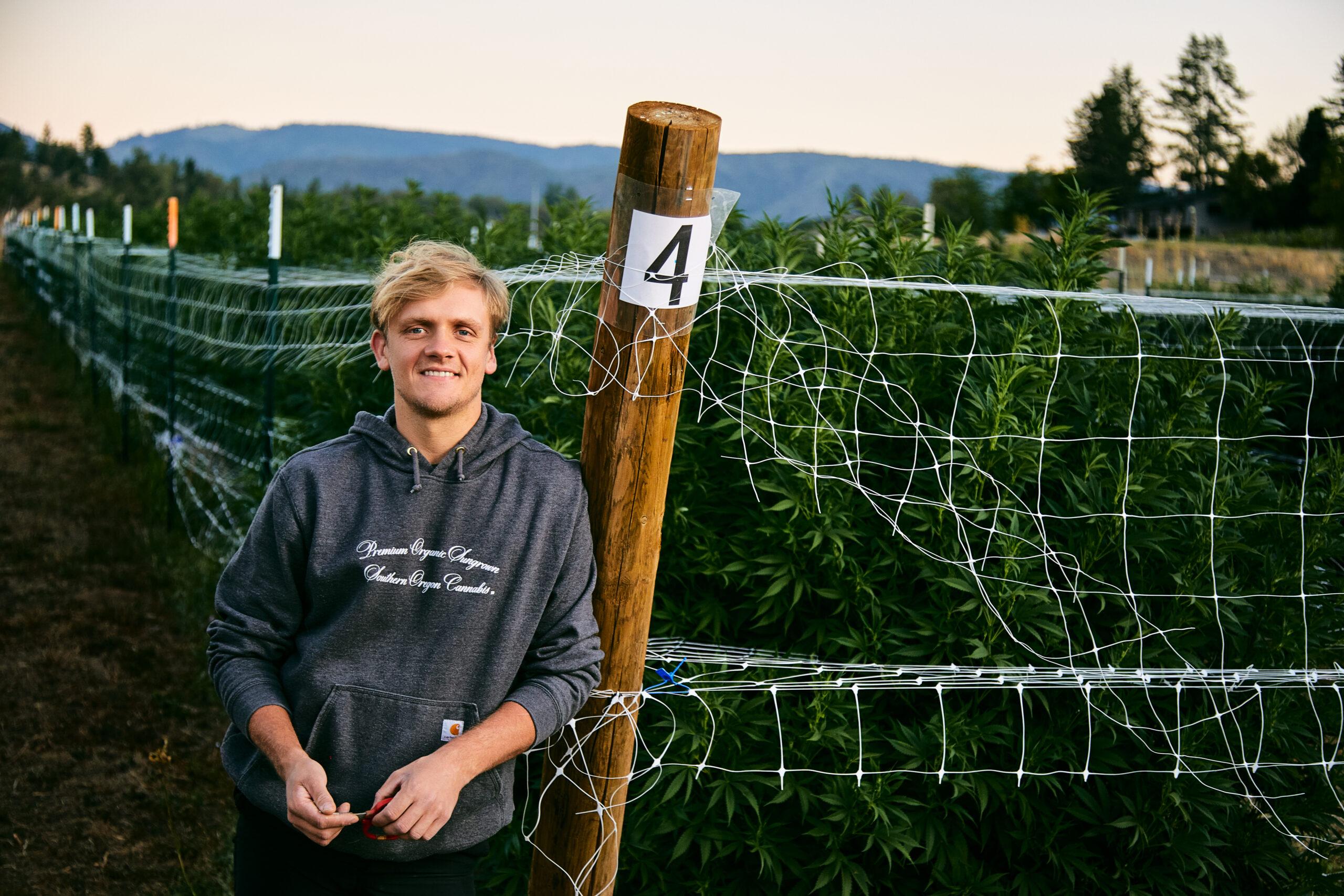 Terpene Fresh - Scottsdale Brand Lifestyle Photography - Cannabis Master Grower - Bishop Orchard Cannabis